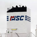 NSC Northern Shipping Company, Arkhangelsk, Russland