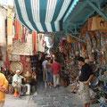 チュニジア・チュニス スーク(市場)