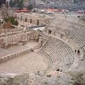 ヨルダン ボスラのローマ劇場