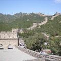 中国・北京 万里の長城