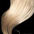 ПРЯДЬ широкая на заколках - постиж, мелирование (натуральные славянские волосы)
