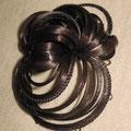 ПУЧОК для Волос - постиж, шоколадный (из натуральных волос)