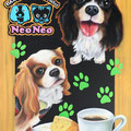 わんにゃんカフェ&ペットホテル NEONEO様