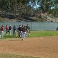 野球トライアウト
