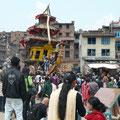 Neujahr in Kathmandu