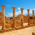 Antike Stätte Paphos | Foto © hassan bensliman, fotolia.com