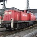 290 im Bw Osterfeld.