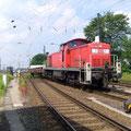 294 auf dem Ablaufberg in Osterfeld.