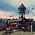 41 241 im Bw Duisburg Wedau 28.08.1993.