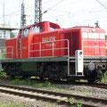 290 an Stellwerk 6 in Osterfeld.