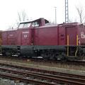 Baureihe 212 der Hochwaldbahn.