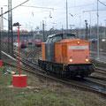 V 100 der Bocholder Eisenbahn.