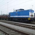 V 100 der Spitzke Logistic Gmbh.