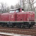 Baureihe 212 der Vulkan-Eifel-Bahn.