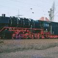 044 508-0  vor dem Verwaltungsgebäude in Wedau.