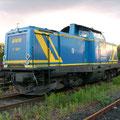 Baureihe 212 der MWB.