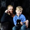 Elena und Ihr schmuckbegeisterten Sohn
