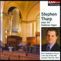 Stephen Tharp, Brick Presbyterian Church, New York, NY