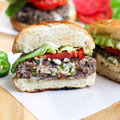 jalapeno popper stuffed burger recipe