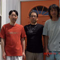Ryumoyu(リュモユ) HOT WIND の元メンバー3人で新しいバンドなり!!久し振りに旨い空気の中で音楽とビールを楽しみた~いので宜しく!!