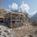 Baufortschritt Mietwohnungen April 2017