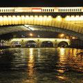 Sur la seine Paris 2008