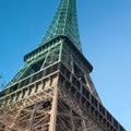 La majestueuse Tour Eiffel