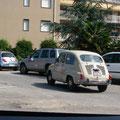des Fiat 500 à tout coin de rue!!!