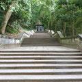 Armez vous de courage pour gravir les 460 marches pour atteindre le sanctuaire de Bom Jesus! Mais çà vaut le coup!