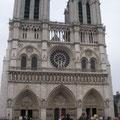 Cathédrale Notre- Dame de Paris