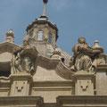 Magnifiques statues religieuses en  pierre...