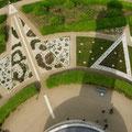 Des jardins  au pied du phare de Chassiron