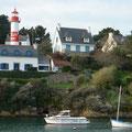 Doëlan en Bretagne ( village ayant servi au tournage du film Doc Martin