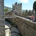 intérieur du château de Guimaraes