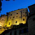 Rocamadour, Vue de nuit