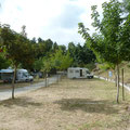 Camping ombragé à Chaves