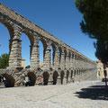 Aqueduc de Segovia (Castilla-Leon)