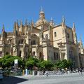Cathédrale de Segovia