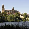 Une cathédrale de Salamanca