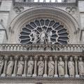 détail de Notre-Dame de Paris