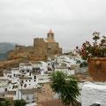 Iznajar (village de naissance de mon père)