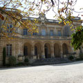 Château de Montauban (musée) où habitait de temps en temps Daudet