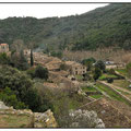 St Guilhem, vue du village