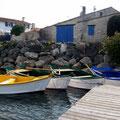 Le petit village - port des salines