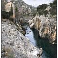 Moulin à eau proche de St Guilhem