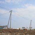 野田村 津波で家を流失した地域