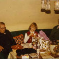 v.l.n.r:Fritz Bürck, Christel Storz, Erwin Späth
