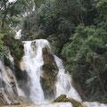 Kuangsi Wasserfälle, Luang Prabang