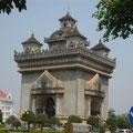 Patu Xai, Vientiane