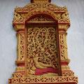 Fenster, Wat Nong Sikhounmuang, Luang Prabang